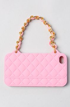 The iPurse iPhone 4 Case in Pink by Kikkerland
