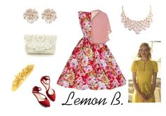 """""""Lemon B. - Netflix Binge Hart of Dixie"""" by freckled-gypsy ❤ liked on Polyvore featuring River Island and France Luxe"""