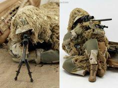 1/6 scale Sniper