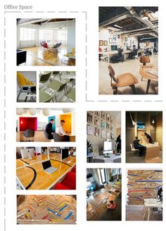 Images to Inspire an office interior