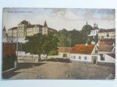 Chotěšov náměstí pod klášterem