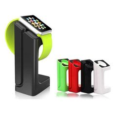 Stand Holder Charger Cord Hold For Apple Watch 38mm/42mm