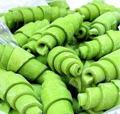 Croissant au thé vert Matcha par Sadaharu AOKI
