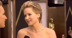 The 19 best Jennifer Lawrence moments at the oscars