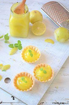 Eggless Lemon Curd Recipe