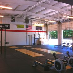 CrossFit Brutality's new box!