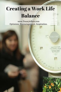 Increasingly demanding workplaces can impact what really matters most to us in our personal lives. Here's a tool to help you find balance.