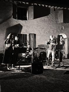 Conclusione a ritmo di blues, dal repertorio Faxtet. #festival #musica #letteratura #live