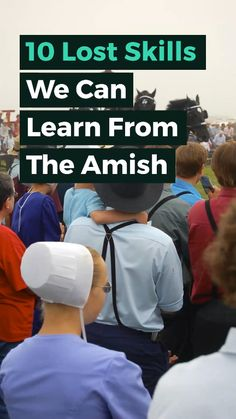 10 Lost Skills We Can Learn From The Amish – Urban Survival Site – bushcraft camping Survival Shelter, Survival Food, Wilderness Survival, Outdoor Survival, Survival Prepping, Survival Skills, Survival Hacks, Survival Quotes, Homestead Survival