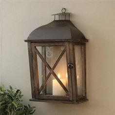 Wall Lantern Outdoor Or Indoor