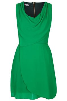 **Cowl Neck Dress by Wal G - Wal G - Clothing Brands  - Clothing