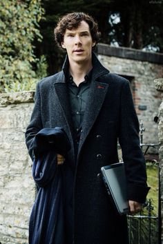 Sherlock <3 for more Benedict Cumberbatch, see my Benedict Cumberbatch board and please follow!