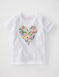 TEE shirt cœur boden collection été 2014