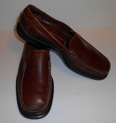 Cole Haan Leather Santa Barbara Nike Air Brown Loafer 07184 Men's Size 13 M  in Clothing, Shoes & Accessories, Men's Shoes, Casual