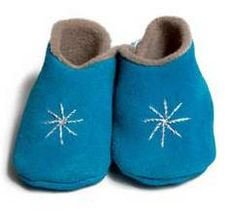 Shore Feet Padder Shoes Blue  (Size M  (12-18 months ) ) Yoccoes Designs c72767a0ee3