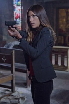 Jennifer Carpenter in Dexter