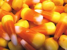 Candy Corn Vi Shake