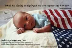 While his daddy is deployed, we are supporting him too. (pic of my grandson) Military Salute, Military Brat, Military Families, Family Support, Support Our Troops, Marine Mom, Cute Pictures, Daddy, Kids Rugs
