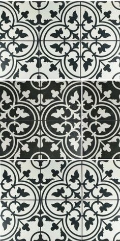 19 Easy ways to add Farmhouse Decor for an Authentic Look 2018 flooring trends – farmhouse style black and white tiles White Farmhouse, Farmhouse Design, Farmhouse Style, Farmhouse Decor, Farmhouse Bathrooms, Farmhouse Interior, Farmhouse Ideas, Interior Decorating Styles, Home Decor Trends