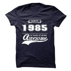 Made in 1985 , Aged to Perfection T Shirt, Hoodie, Sweatshirts - silk screen #shirt #clothing