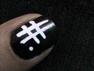 5 VERY EASY nail designs for short nails Nail Art For Beginners nail design home nail art tutorial