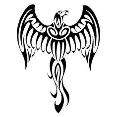 gorgeous_eagle_tattoo_design_in_polynesian_style.jpg (500×500)