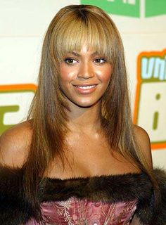 Sweet Glamour Beyonce Hairstyle Long Layered Silk Straight Wig with Care Design Human Hair about 20 Inches Bad Wigs, Cheap Human Hair Wigs, 100 Human Hair Wigs, Remy Human Hair, Remy Hair, Sleek Hairstyles, Fringe Hairstyles, Celebrity Hairstyles, Hairstyles With Bangs