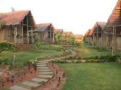 GOA | bamboo house goa