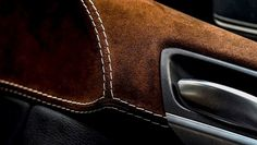 Auto Upholstery - The Hog Ring - French Seam Carlex Design