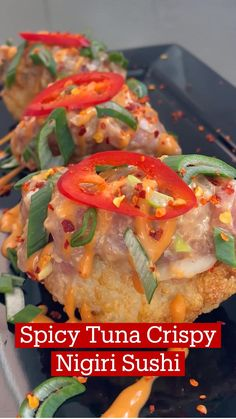 Sushi Recipes, Seafood Recipes, Asian Recipes, Dinner Recipes, Cooking Recipes, Healthy Recipes, I Love Food, Good Food, Yummy Food