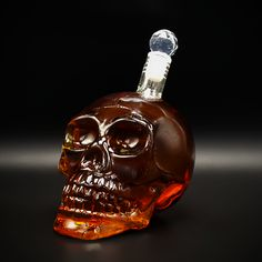 - Pour your drinks from a crystallized skull! - Your parties and events will…
