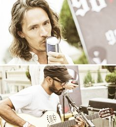 Brandon Boyd and Ben Kenney. My two favorite men on the planet!
