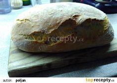 Jednoduchý domácí chleba recept - TopRecepty.cz