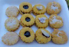 Mrkvové cukroví | recept. Následující recept na cukroví s přídavkem mrkve se hodí i pro diabetiky. Mrkev těsto krásně obarví a dod Sweet Tooth, Muffin, Cookies, Breakfast, Fitness, Crack Crackers, Morning Coffee, Biscuits, Muffins