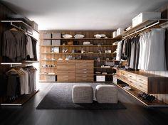 OMG OMG quiero este closet abierto!