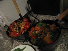 Italian inspired salad. Mine :) Cape Town