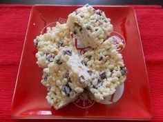 How to make White Christmas Slice White Christmas, Christmas Gifts, Rice Krispies, Oatmeal, Favorite Recipes, Homemade, Breakfast, Food, Xmas Gifts