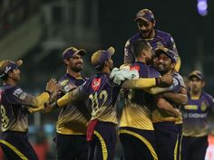 Kolkata Knight Riders (KKR) made short work of Royal Challengers Bangalore's star-studded batting lineup to and script a remarkable 82-run