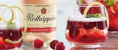 Himbeerbowle Alkoholfrei