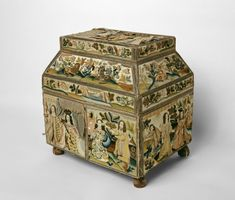 Casket Depicting Scenes from the Old Testament | The Art Institute of Chicago