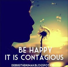Debbie Ithenumah's Blog: Light Up Your Day (Be Happy)