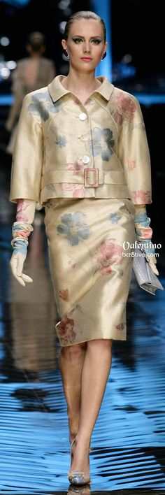 Valentino Impeccable Suit Dress