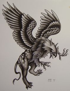 ideas about Griffin Tattoo on Pinterest