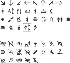 Free pictogram font