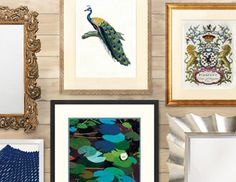 I pinned this from the Wonder Wall - Famous Prints, Wall Art, Mirrors & More event at Joss and Main!