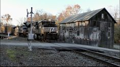 Rectortown, VA. with NS 13R Passing Thru with a Wave from Engineer - YouTube Norfolk Southern, Trains, Past, Engineering, Waves, Cabin, House Styles, Videos, Youtube