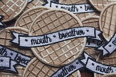 mouth breather patch  sold by studio katoween. Shop more products from studio katoween on Storenvy, the home of independent small businesses all over the world.