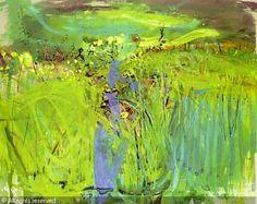 EARDLEY Joan Kathleen Harding,Watery summer landscape,Sotheby's,West Lothian