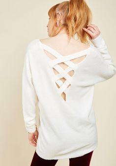 Bonfire Bonding Sweater, #ModCloth
