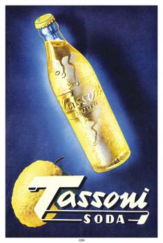 The Italian food and lifestyle, seen through the eyes of a local. 80s Ads, Retro Advertising, Retro Ads, Advertising Poster, Vintage Advertisements, Italian Water, Italian Drinks, Vintage Labels, Vintage Ads